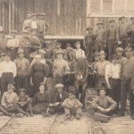 Sandviks sågverk slutet 1920-talet