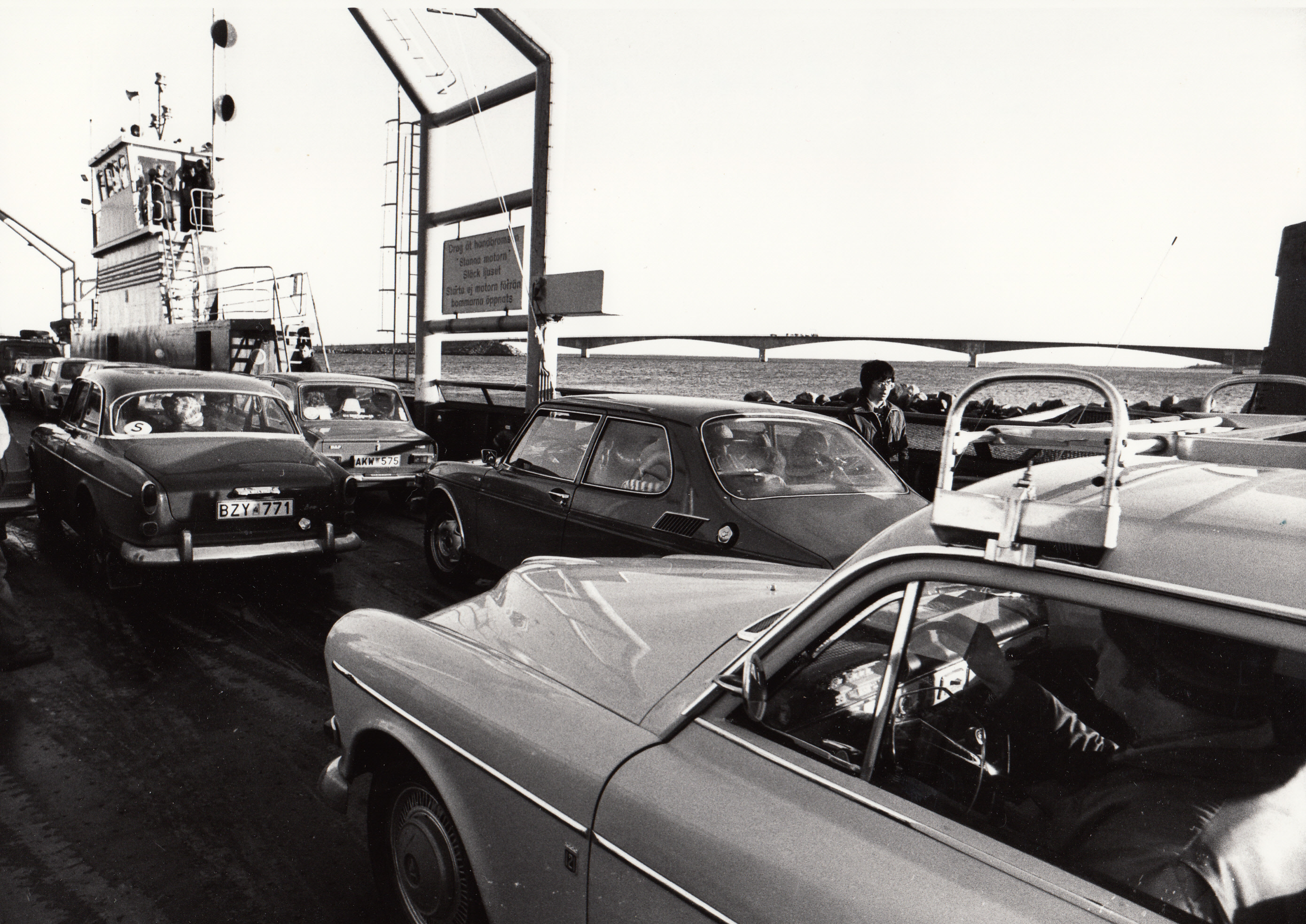 1978-10-28 Färjan gör sin sista tur.