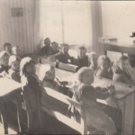 Småskoltanten i ? med mina plantor 1923-03-25