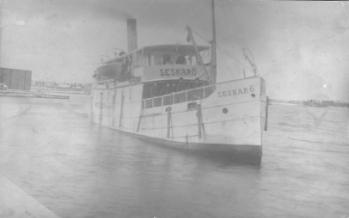 Ångfartyget Seskarö